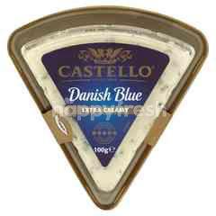 Castello Danish Blue Extra Creamy Cheese Block