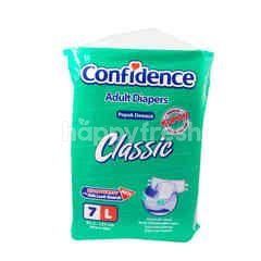 Confidence Popok Dewasa Classic L
