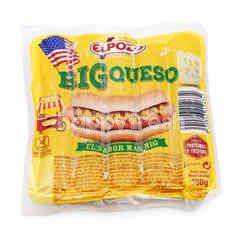 Elpozo Big Queso El Sabor Mas Big Cheese Sausages