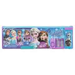 Frozen Magnetic Pencil Case