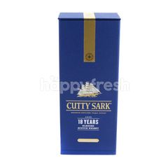 Cutty Sark Blended Scotch Whisky Aged 18