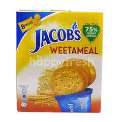 Jacobs Wheetameal Cracker (8 Pieces)