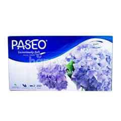 Paseo Elegant Tissue Facial Tissue Box (200 sheets)