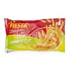 Fiesta Crinkle Cut French Fries