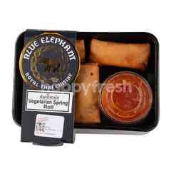Blue Elephant Vegetarian Spring Roll