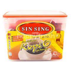 Sin Sing Kopi O Coffee