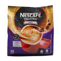 Nescafé Blend & Brew Zero Premix Coffee (25 Sticks)