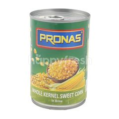 Pronas Whole Kernel Sweet Corn in Brine