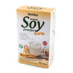 นูทริน่า นมถั่วเหลืองปรุงสำเร็จชนิดผง รสดั้งเดิม