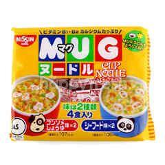 Nisshin Mug Noodles