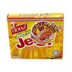 NONA Jelea Crystal Jelly Orange Flavour