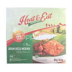 Heat and Eat Ayam Rica Merah