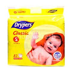 Drypers Classic Diapers -S