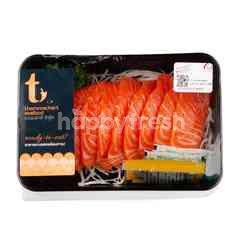 Thammachart Seafood Sashimi