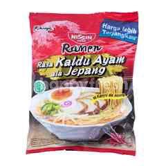 Nissin Ramen Chicken Broth Flavor