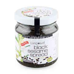 Living Well Black Sesame Spread