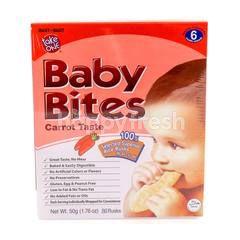 TAKE ONE Baby Bites Carrot Taste