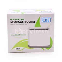 Cbe Multifunction Storage Bucket