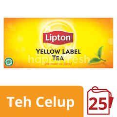 Lipton Teh Hitam Celup