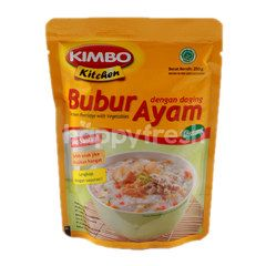 Kimbo Kitchen Chicken Porridge with Vegetables