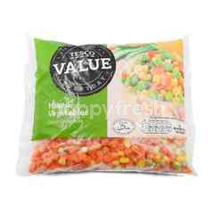 Tesco Everyday Value Mixed Vegetables