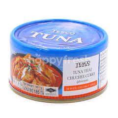 Tesco Tuna Thai Chuchee Curry