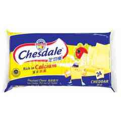 Chesdale Cheddar Cheese Spread (24 Pieces)