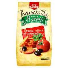 Bruschette Maretti Tomato, Olives & Oregano