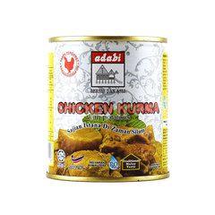 Adabi Chicken Kurma With Potatoes