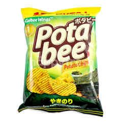 Potabee Roasted Seaweed Potato Chips