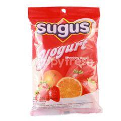 Sugus Yogurt Strawberry Orange