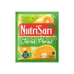 NutriSari Minuman Serbuk Instan Jeruk Peras