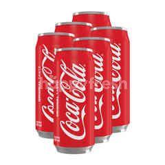 Coca-Cola Original 330ml 6 Pack