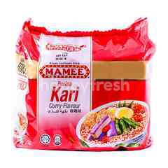 Mamee Curry Flavour Instant Noodles