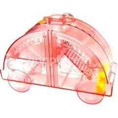 PET DOCTOR Hamster Cages-Beatle (Pink)