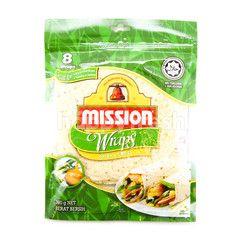 Mission Wraps Onion & Chive