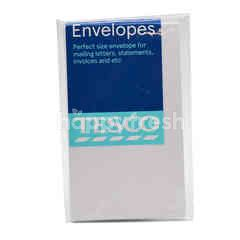 Tesco White Envelope 3.5 x 6