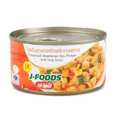 J-Foods Seasoned Vegetarian Soy Protein