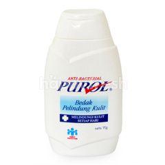 Purol Blue Body Powder