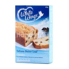 White Wings Sultana Butter Loaf