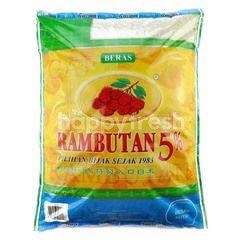 RAMBUTAN Beras Rambutan 5%