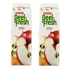 Marigold Peel Fresh Apple Juice Drink Twinpack