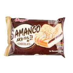 Samanco Chocolate Flavoured Ice Cream