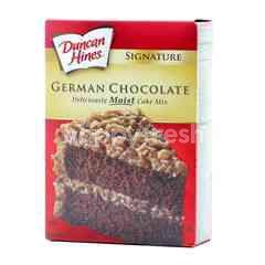 Duncan Hines Hines Signature German Chocolate