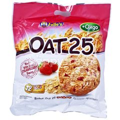 Julie's Oat 25 Strawberry