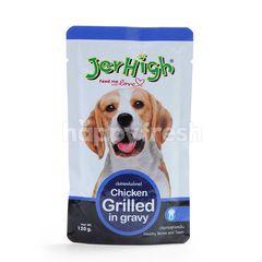 Jer High Chicken Grilled In Gravy