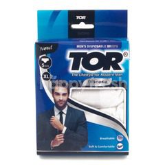 TOR Disposable Briefs XL - Viscose
