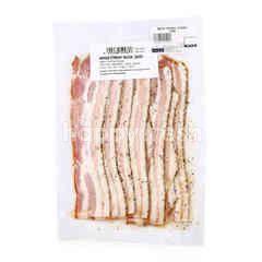 Pepper Streaky Bacon