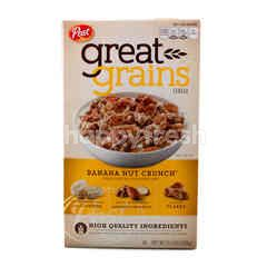 Post Great Grains Banana Nut Crunch Cereal