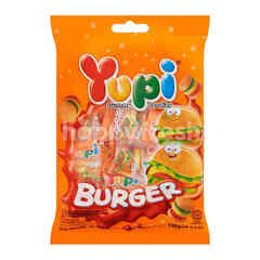 Yupi Burger Gummy Candies